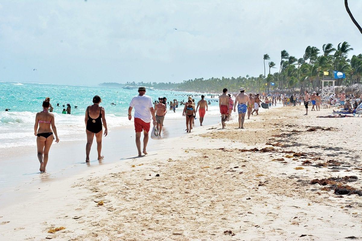 playa punta cana turismo