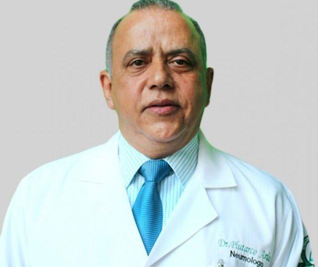 El ministro de Salud Pública, Plutarco Arias.