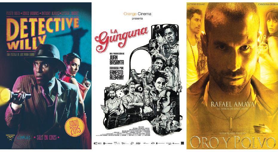 El año pasado en República Dominicana se estrenaron películas de producción nacional con alta calidad.