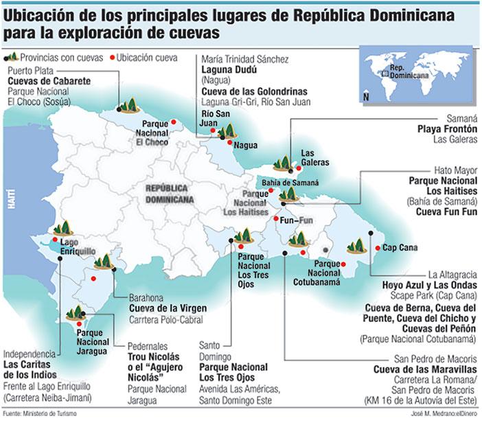 principales cuevas republica dominicana