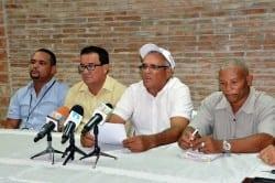 Anunciaron que el Comité Pro Rescate del Agua en las Provincias Peravia y San Cristóbal se declaran en sección permanente, y seguirán su lucha hasta lograr la ejecución de dichas obras.