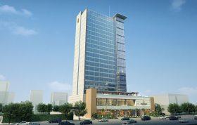Real Intercontinental Santo Domingo está ubicado en la avenida Winston Churchill.