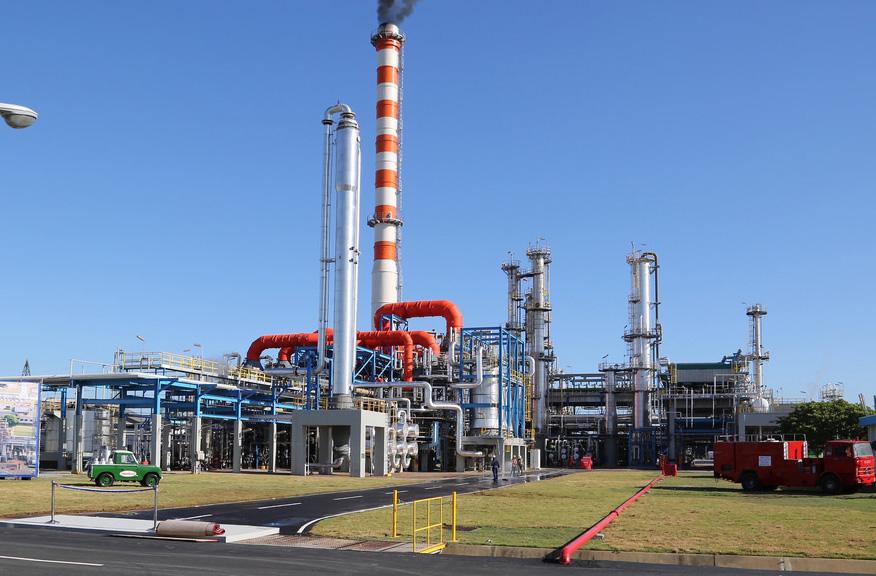 refineria petroleo