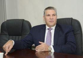 Ryan Polanco es actualmente presidente de Lift Air Group, empresa representante de aerolíneas en el área de carga. | Gabriel Alcántara