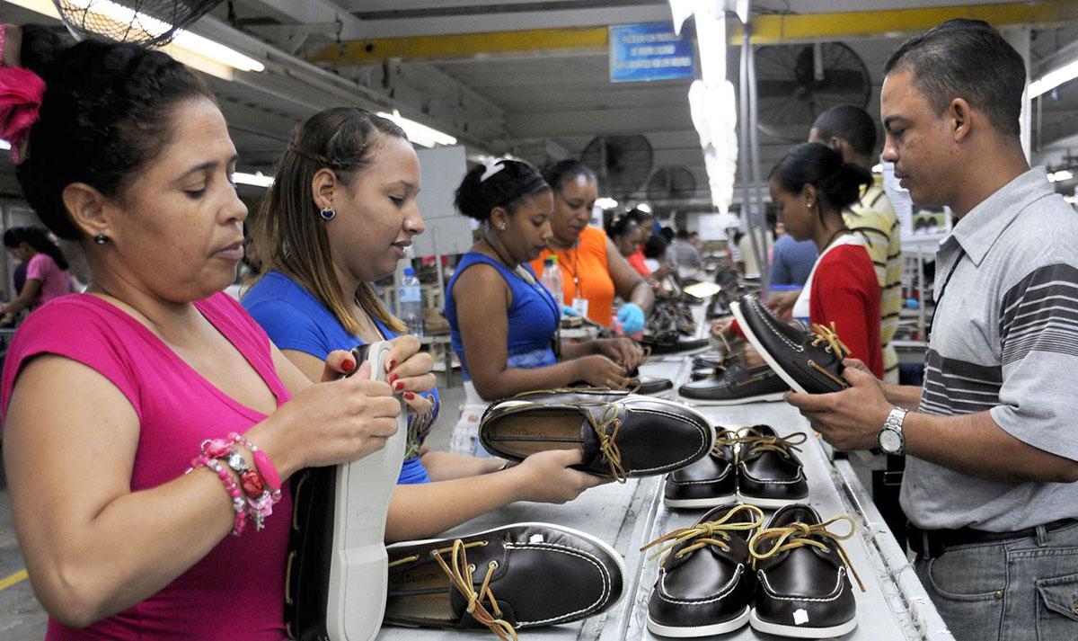 salarios zonas francas dominicanas