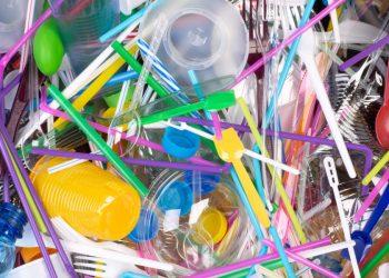 Plásticos de un solo uso