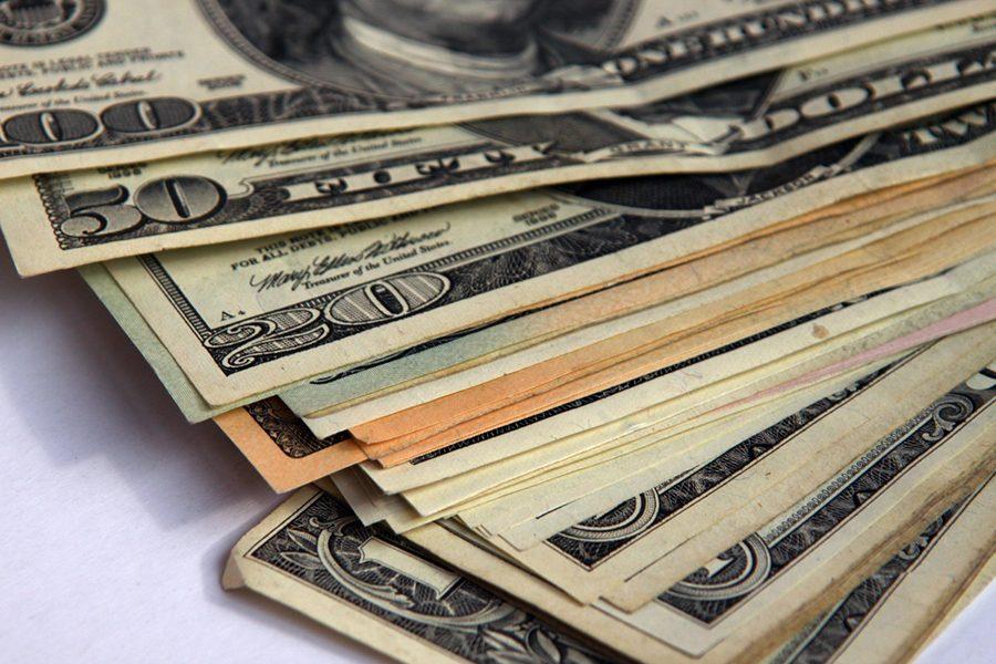 dólares diferentes denominaciones