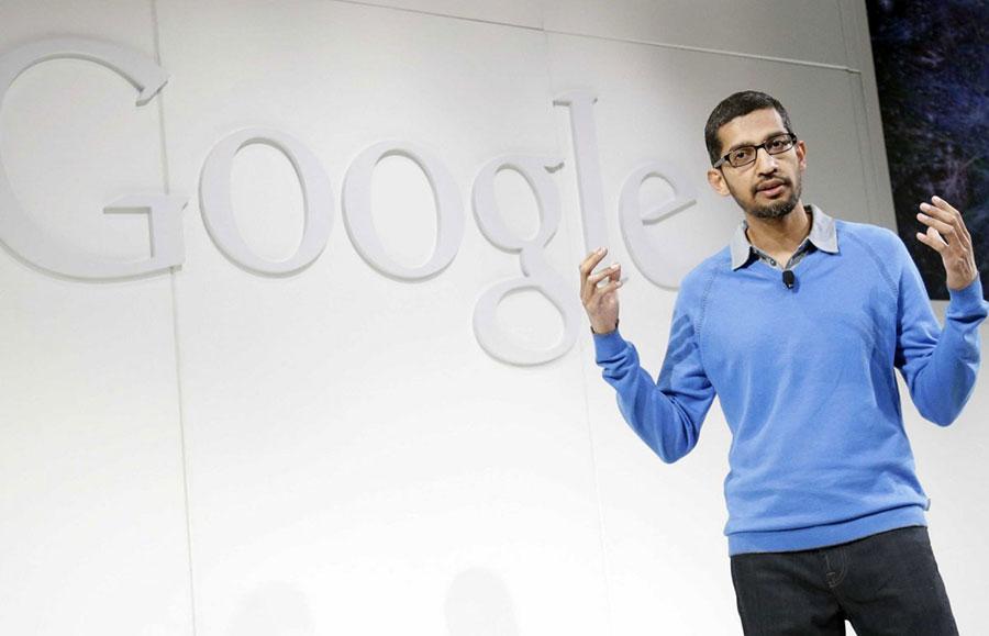 El indio Sundar Pichai es el nuevo CEO de Google. | Fuente externa