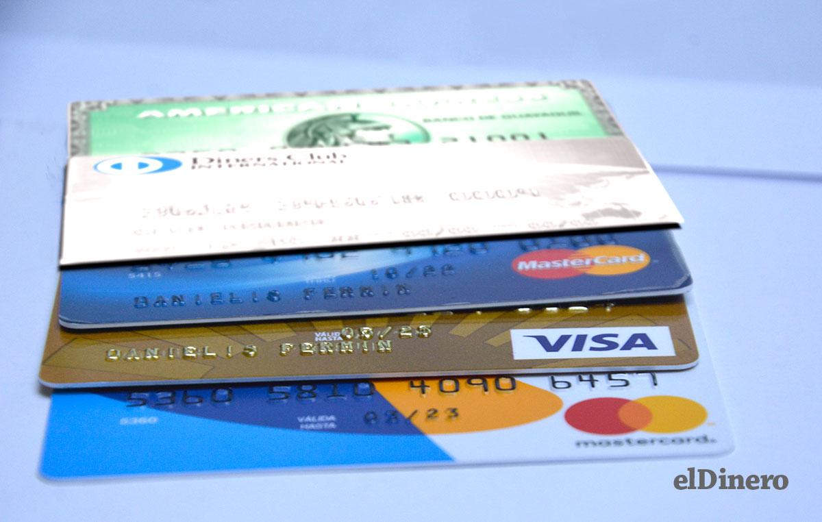 tarjetas de credito debito