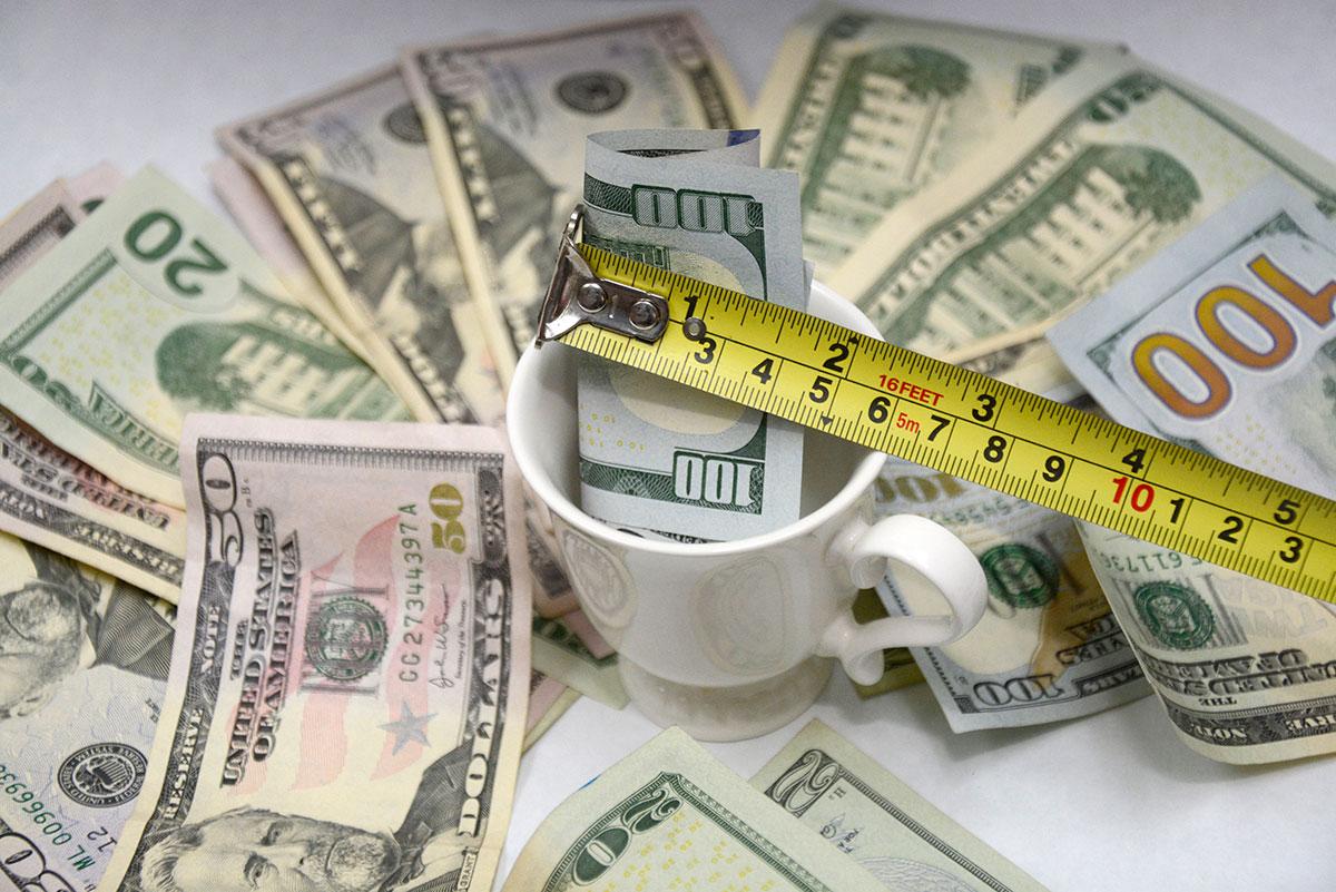 tasa de cambio presupuesto nacional