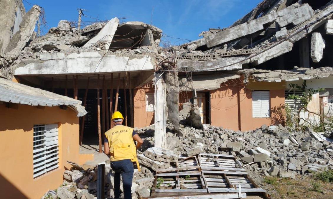 terremoto puerto plata