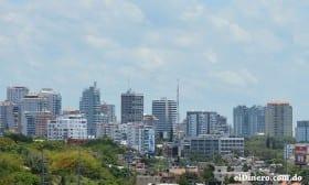 Santo Domingo figura en el TOP TEN de las torres más altas de América Latina.   Lésther Álvarez