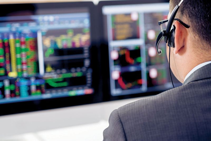 Brokers o traders