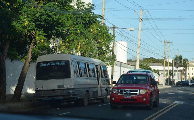 transporte publico voladora caos