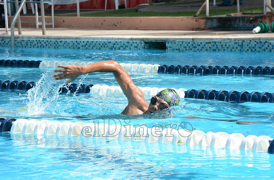 triatlon natacion