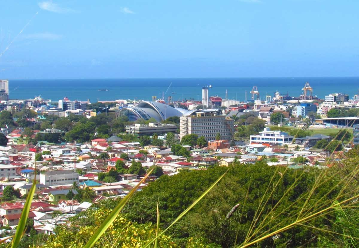trinidad y tobago puerto espana