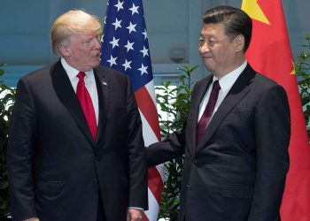 trump-xi, China EEUU