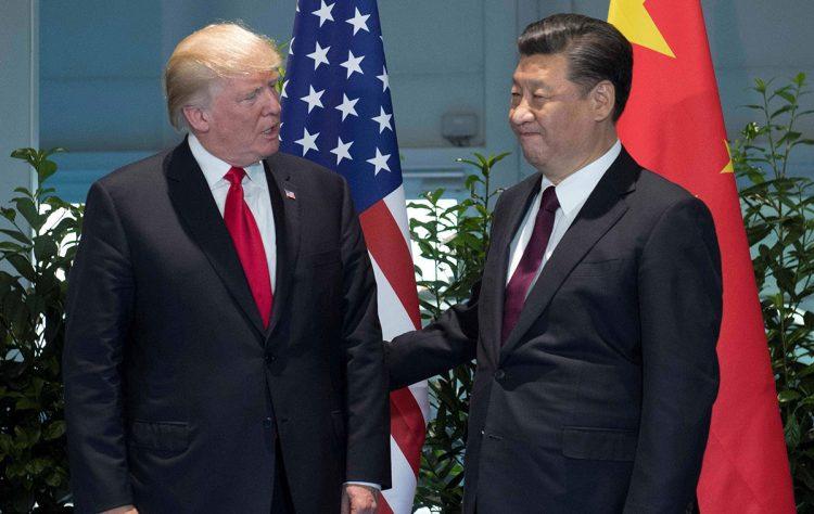 trump-xi, China EEUU