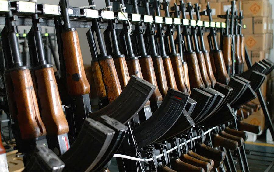 El negocio de las armas beneficia en mayor proporción a Rusia y Estados Unidos.