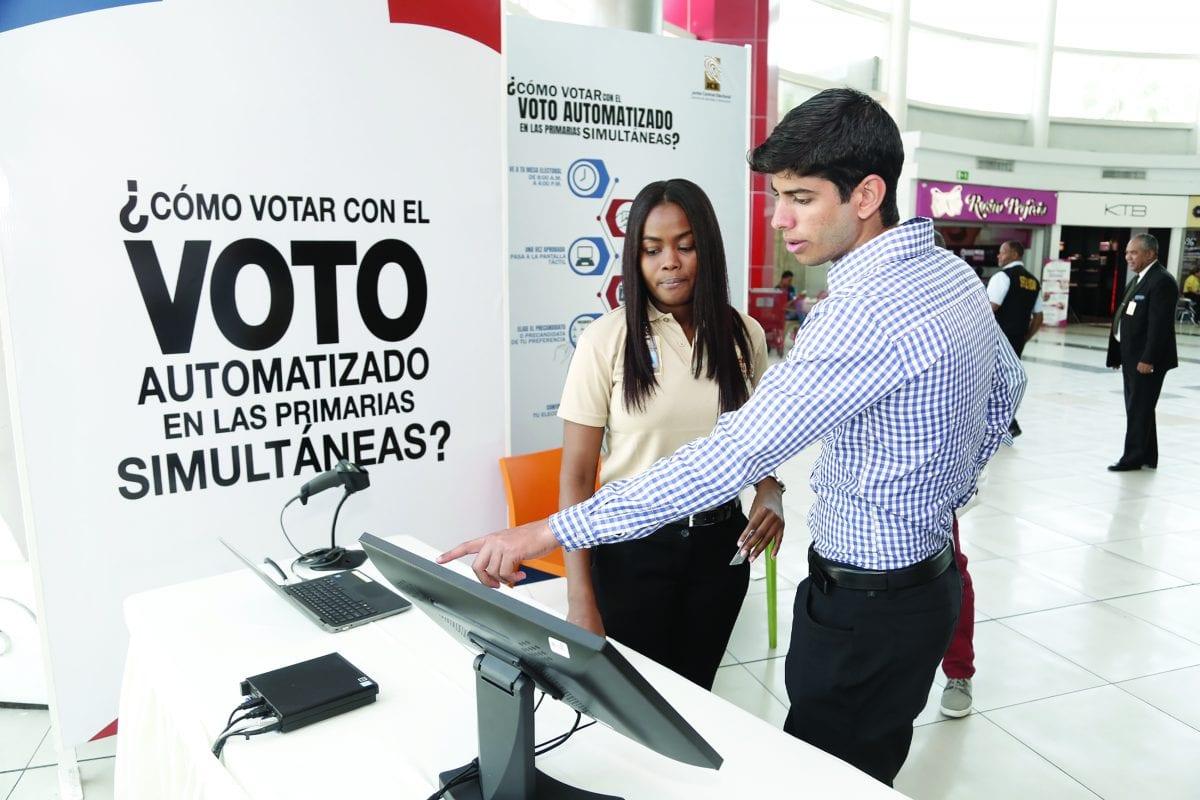 votantes jóvenes