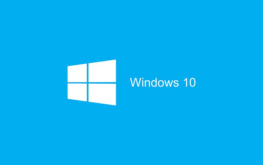 La última versión de Microsoft Windows.