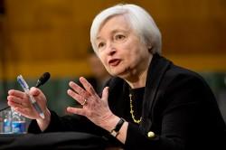 Janet L. Yellen, presidenta de la Reserva Federal / Photo  AP
