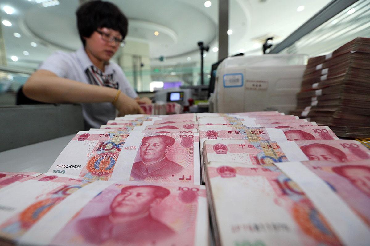 yuan china manipulacion