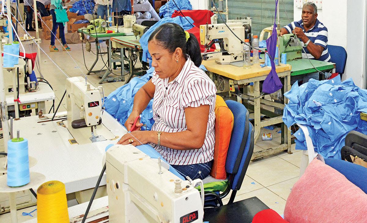 zona franca textil